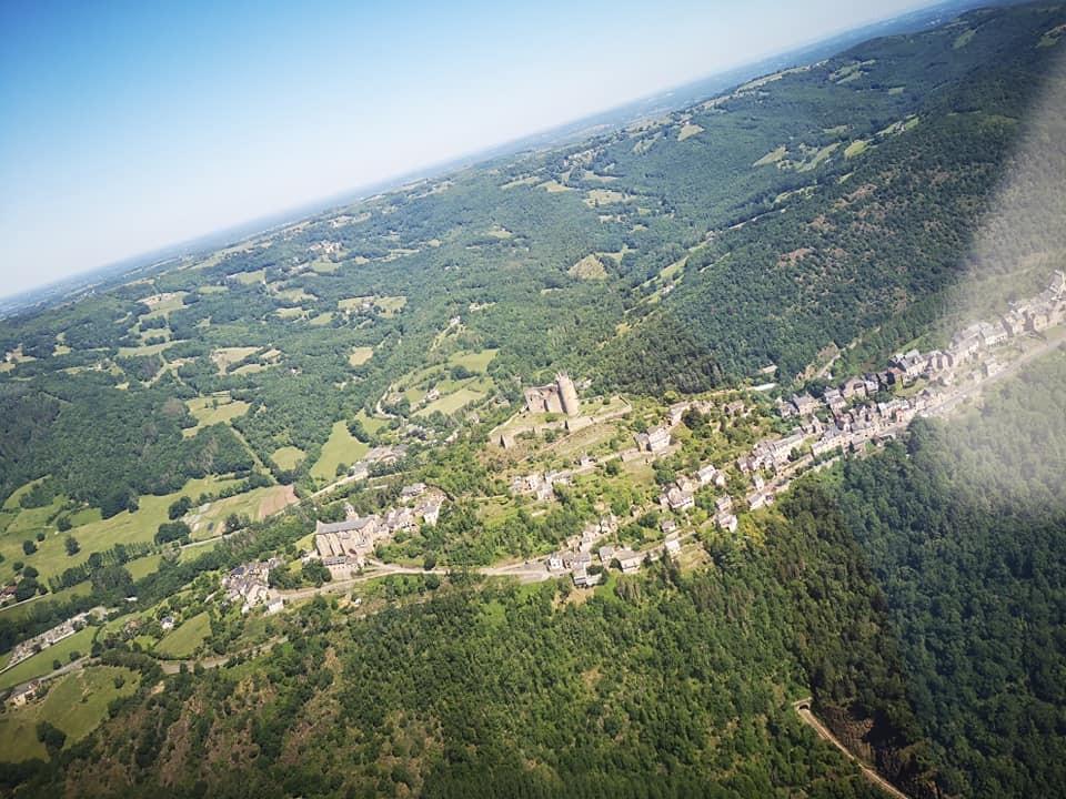 02 - Greg HINDSON - Villefranche de Rouergue - LFCV - Château de Najac - F-GOVL
