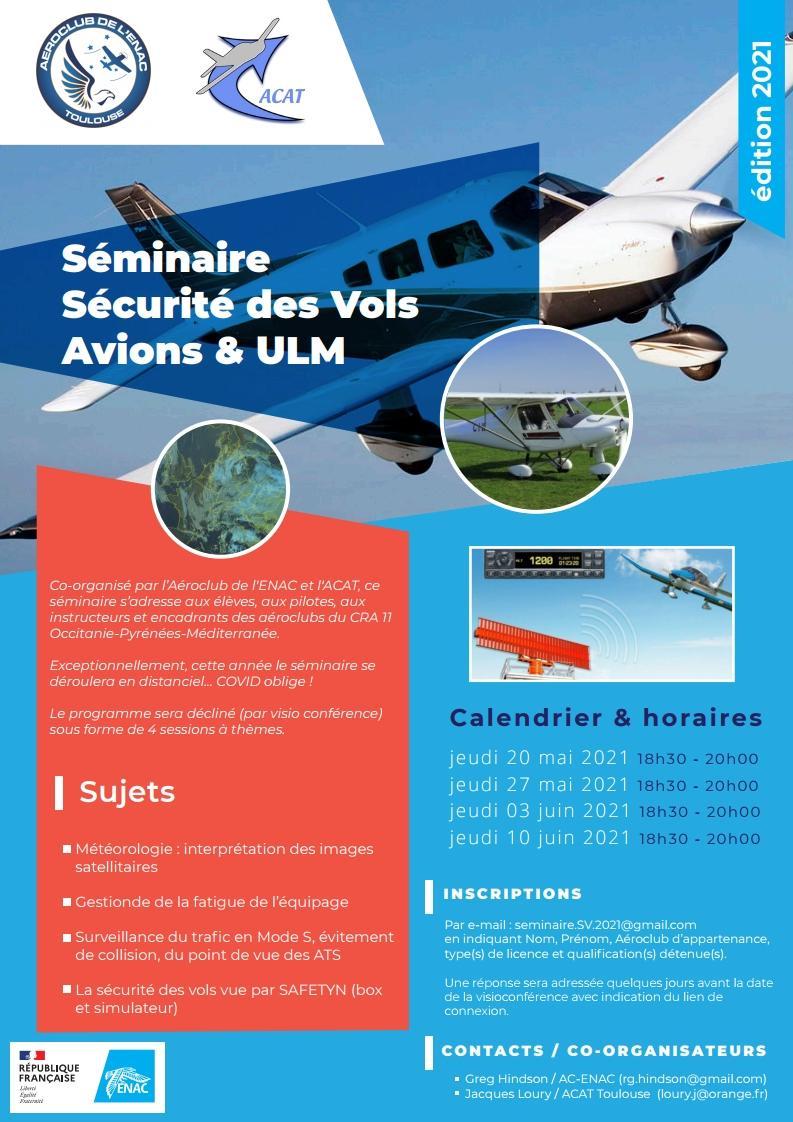 Affiche seminaire 2021